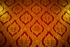 Pattern thai temple Royalty Free Stock Images