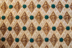 Pattern Thailand. Royalty Free Stock Photography