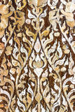 Pattern Thailand design. Royalty Free Stock Photo