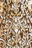 Pattern Thailand design. Royalty Free Stock Photo