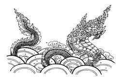 Pattern Thailand stock image