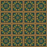 Pattern tile Royalty Free Stock Photo