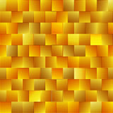 Pattern Tiled Wall Background. Seamless Geometric 3D Design. Royalty Free Stock Photography