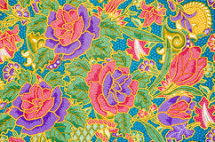 Pattern for traditional clothes. Royalty Free Stock Image