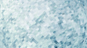 Pattern with transparent chaotic pixels. Vector graphics Stock Photography