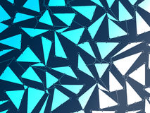 Pattern triangles abstract background. Pattern with triangles. Abstract background for advertising, design, website, postcard and presentation Stock Images