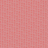 Pattern for Valentines Day Stock Photos