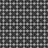 Pattern from various figures Royalty Free Stock Images