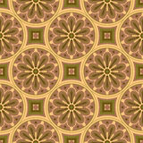 Pattern vector Stock Images