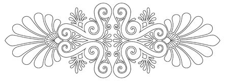 Pattern vector Royalty Free Stock Image