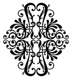Pattern vector. Ornamental design, digital artwork, decoration element vector illustration