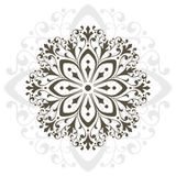 Pattern vector. Ornamental design, digital artwork, background, vector, pattern royalty free illustration