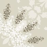 Pattern vector. Ornamental design, digital artwork Stock Images