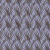 Pattern. Vector abstract seamless pattern waves blue stripes Stock Images
