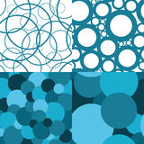 Pattern Vector Seamless Dots Background Stock Photography