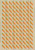 The pattern of vegetables on a wooden background. Veg background Vector Illustration
