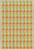 The pattern of vegetables Stock Photo