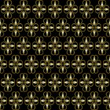 Pattern from vignette Royalty Free Stock Photography
