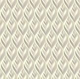 Pattern. Vintage background, seamless pattern - vector illustration Stock Image