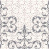 The pattern on vintage background Stock Image
