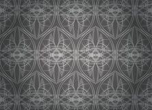 Pattern vintage backgrounds. Dark pattern vintage backgrounds for design royalty free illustration