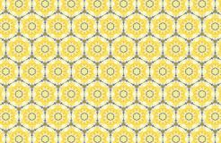 Pattern wallpaper Stock Photography