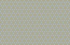 Pattern wallpaper Stock Image