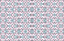 Pattern wallpaper Royalty Free Stock Photography