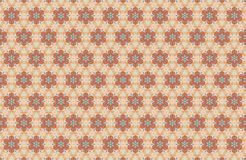 Pattern wallpaper Royalty Free Stock Image