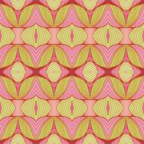 Pattern wallpaper vector seamless background Stock Images