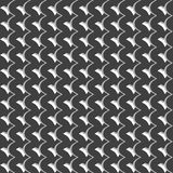 Pattern with wavy, billowy intersecting lines. Grid of irregular Royalty Free Stock Photos