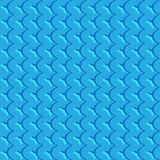 Pattern with wavy, billowy intersecting lines. Grid of irregular Royalty Free Stock Photo