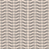 A pattern of wavy lines Stock Photos