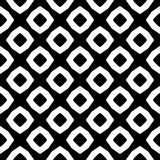 Vector Black and White seamless pattern design Royalty Free Stock Image