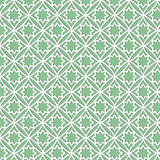 A pattern of white geometric shapes. With shadow Royalty Free Illustration