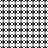 Pattern with white letter a Royalty Free Stock Images