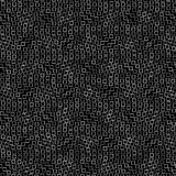 Pattern with white squares Stock Photography