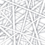 Vector pattern of white straight lines Royalty Free Stock Photo