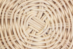 Pattern of wicker basket. Stock Photos