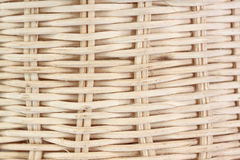 Pattern of wicker basket. Stock Photography