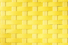 Pattern of wickerwork. Royalty Free Stock Images
