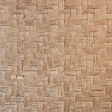 Pattern of wickerwork. Pattern of thai style wickerwork made from rattan Royalty Free Stock Photo