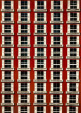 Pattern of windows Royalty Free Stock Photo