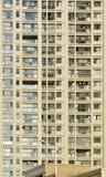 Pattern of windows. Royalty Free Stock Photos
