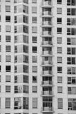 Pattern of windows Stock Photo