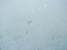 Pattern on winter window. Natural pattern on winter window royalty free stock photo