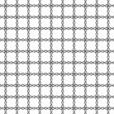 Pattern wire barb  Royalty Free Stock Photography
