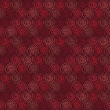 Pattern With Hearts Royalty Free Stock Photo