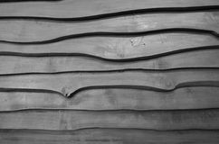 Pattern of wood board wall Royalty Free Stock Image