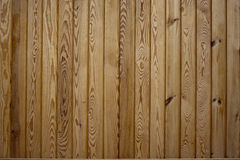 Pattern of wood surface. Pine wooden old fence. A building background Royalty Free Stock Photo